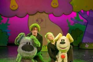 Woezel en Pip theater - Overal vriendjes