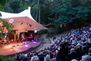 Cabrio openluchttheater Soest