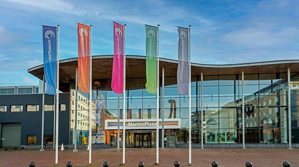Martiniplaza Groningen