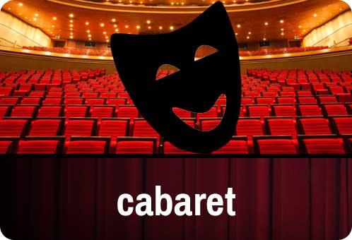 naar cabaret