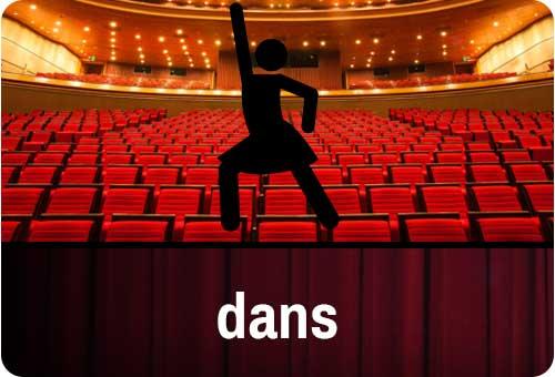 naar dans