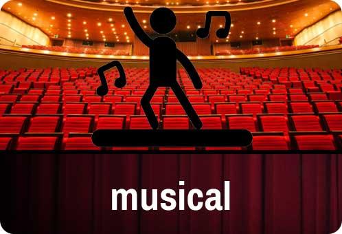 naar musical