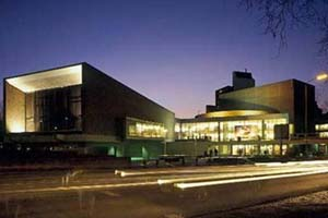 Stadsschouwburg en de Vereeniging Nijmegen