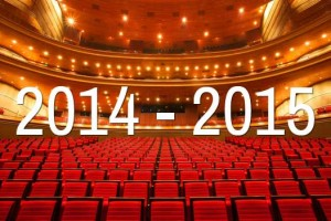 Theaterseizoen 2014-2015