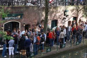 Het Werftheater Utrecht
