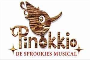Nieuwe sprookjesmusical Pinokkio