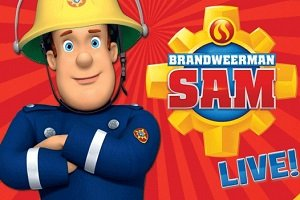 Brandweerman Sam Live! in Première