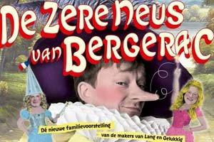 De Zere Neus van Bergerac in première
