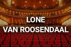 Lone van Roosendaal