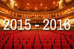 Theaterseizoen 2015-2016