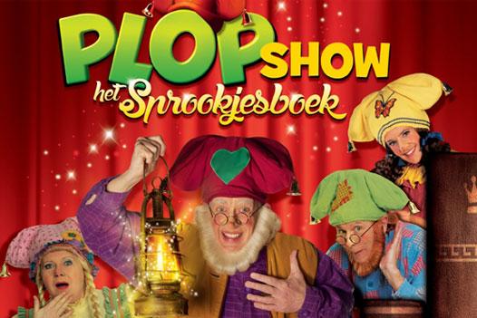 Kabouter Plop Show het sprookjesboek