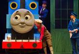 Thomas de Stoomlocomotief - Thomas en het Circus