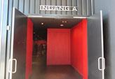 Ingang Theaterzaal