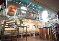 Theatercafé Arto theater