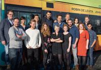 Cast Sky 3d musical