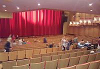 Grote zaal Theater de Nieuwe Kolk