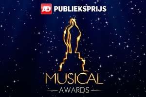 AD Publieksprijs Musical Awards 2016