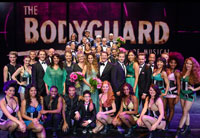 Cast The Bodyguard