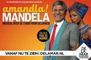 Recensie Amandla Mandela