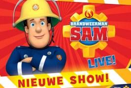 Brandweerman Sam redt het Circus