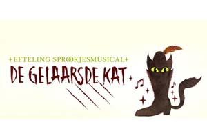 De gelaarsde Kat - Efteling Sprookjesmusical