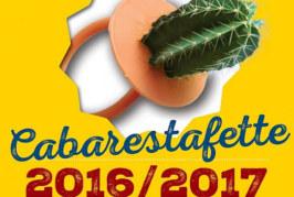 Cabaretestafette 2016/2017