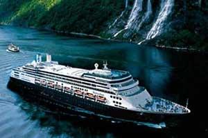Exclusieve musicalcruise naar de Noorse Fjorden
