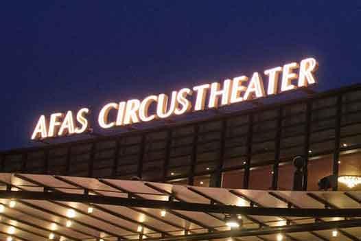 Het AFAS Circustheater geeft een kijkje achter de schermen