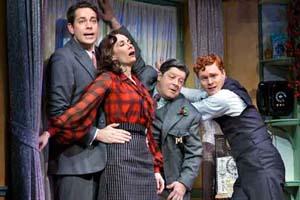 Uniek: Live stream Broadway musical
