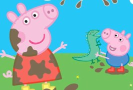 Peppa Pig – De Grote Plons!