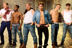 The Full Monty Cast