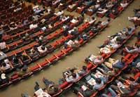 theaterzaal huren congres