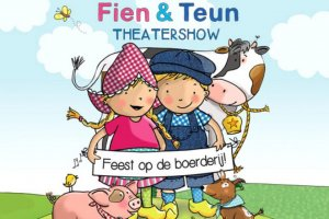 Fien en Teun - Feest op de boerderij