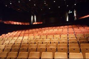 theaterzaal de kielzog