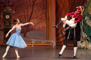 Charkov Staats Ballet Theater - De Notenkraker