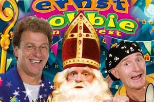 Ernst, Bobbie en de rest - Een spannende verjaardag voor Sinterklaas