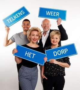 Ter gelegenheid van 100 jaar Sonneveld - Theatervoorstelling Telkens weer Het dorp