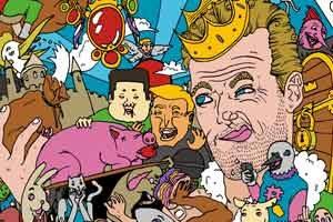 Martijn Koning - Koning te rijk