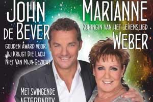 72e Sterren aan Zee concert: Marianne Weber & John de Bever