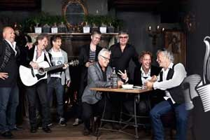 74e Sterren aan Zee concert: Tribute to the Cats band