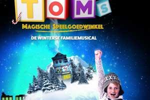 De cast van Toms Magische Speelgoedwinkel is bekend!