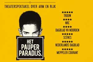 Het Pauperparadijs gaat naar Koninklijk Theater Carré