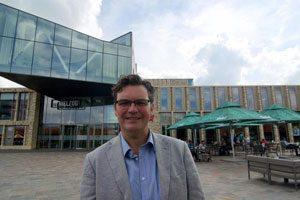 Ids Dijkstra nieuwe directeur Kielzog Theater en Kunstencentrum