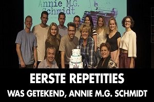 Repetities Annie MG