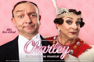 Cast Charley de musical bekend!