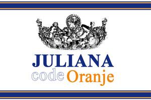 JULIANA - Code Oranje