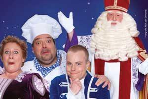 Karel de Kok - Het Cadeau voor Sinterklaas