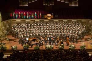 Westlands Mannenkoor - Begin de kerstdagen met een sfeervolle concert!