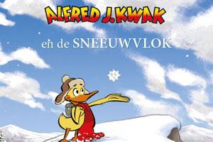 alfred J Kwam en de Sneeuwvlok