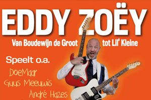 De Eddy Zoëy Theatertour